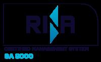 Logo RINA SA8000 - Mariani Srl