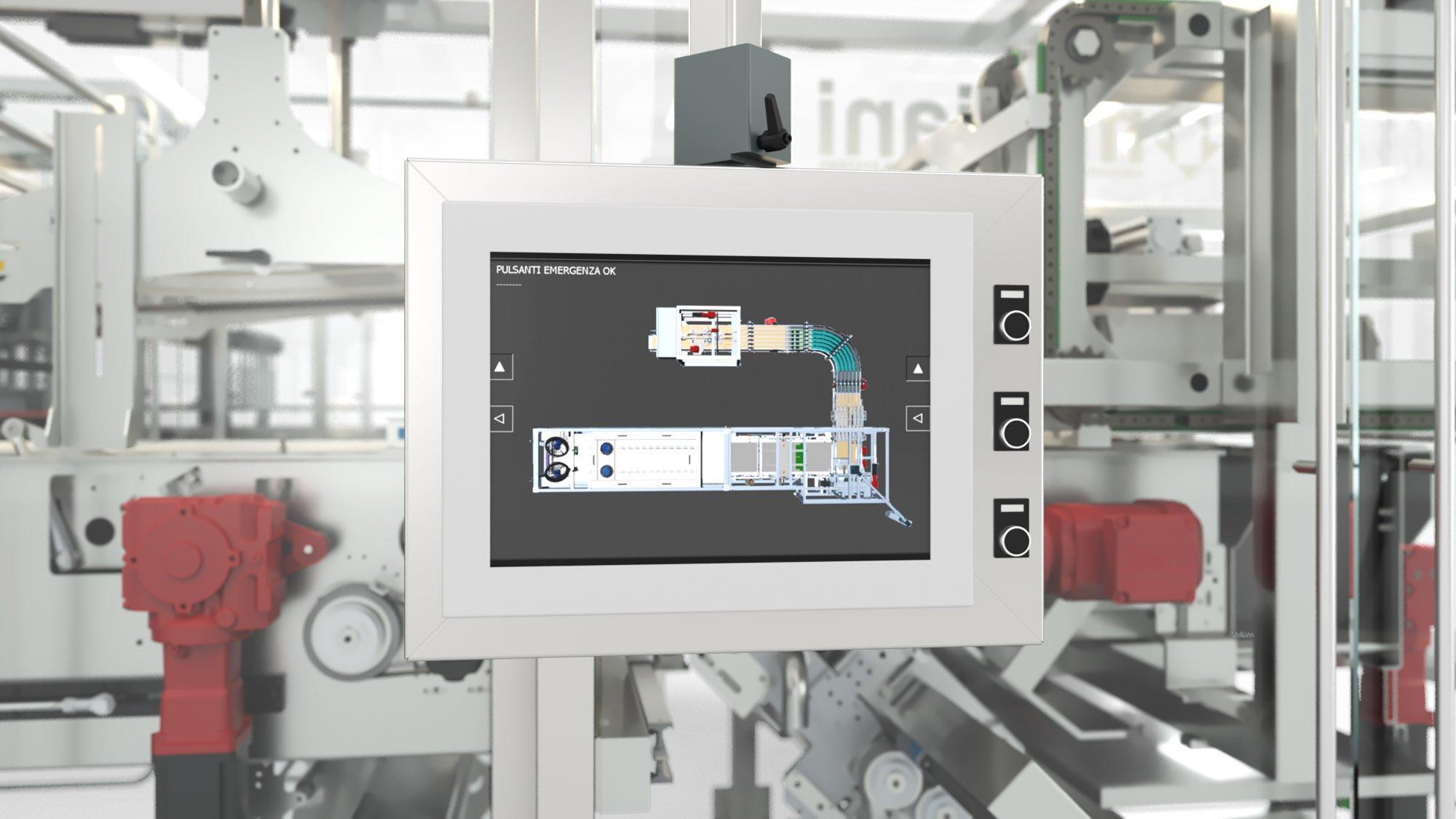 TRM-700 LF monitor - Mariani Srl