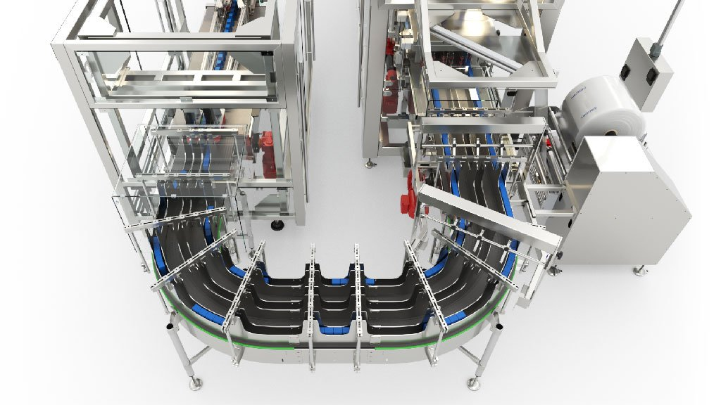 TRM-369 FP Accumulation conveyors - Mariani Srl