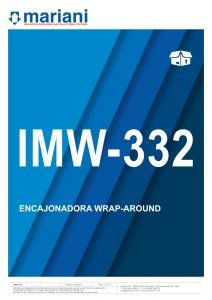 IMW-332 - Mariani Srl
