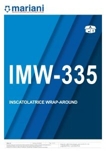 IMW-335 ITA - Mariani Srl