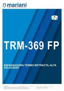 TRM-369 FP ESP - Mariani Srl