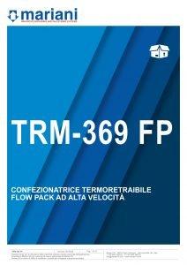TRM-369 FP ITA - Mariani Srl