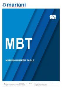 MBT ENG - Mariani Srl