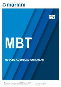 MBT ESP - Mariani Srl