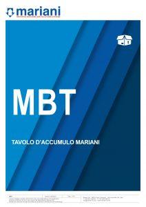 MBT ITA - Mariani Srl