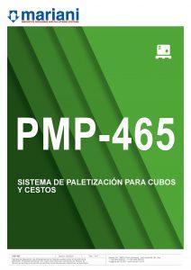 PMP-465 ESP - Mariani Srl