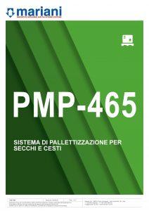 PMP-465 ITA - Mariani Srl