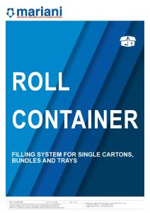 ROLL-CONTAINER ENG - Mariani Srl