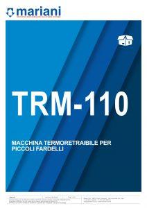 TRM-110 ITA - Mariani Srl