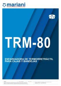 TRM-80 ESP - Mariani Srl