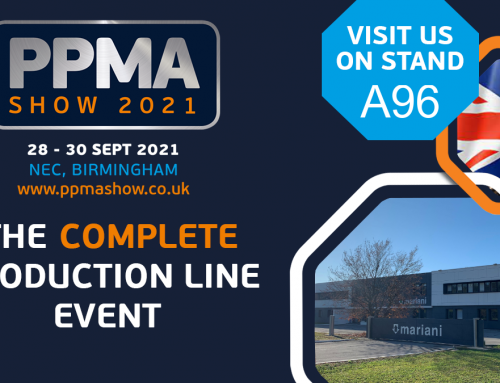 PPMA SHOW 2021 Birmingham (UK)